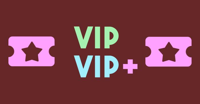 Nouveauté VIP !